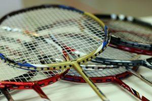 Der perfekte Badmintonschläger